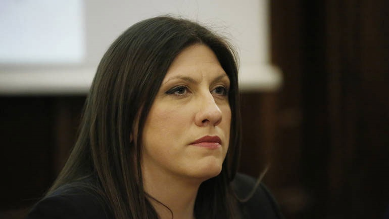 Η Ζ. Κωνσταντοπούλου καταθέτει μήνυση για ανθρωποκτονία για τους νεκρούς των πυρκαγιών