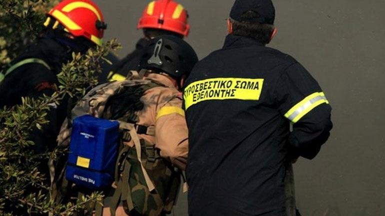 Έως 30 Σεπτεμβρίου οι αιτήσεις για εθελοντές πυροσβέστες