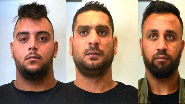 Αυτοί είναι οι τρεις δράστες που άδειαζαν σπίτια ηλικιωμένων