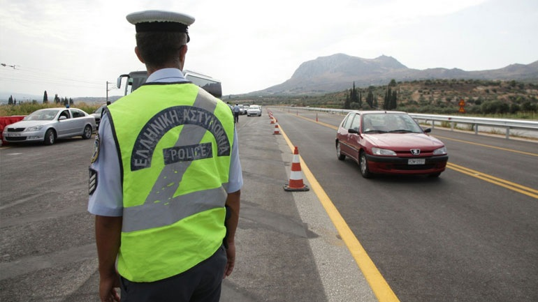 Αυξημένα μέτρα τροχαίας λαμβάνει η EΛ.ΑΣ. ενόψει του Δεκαπενταύγουστου