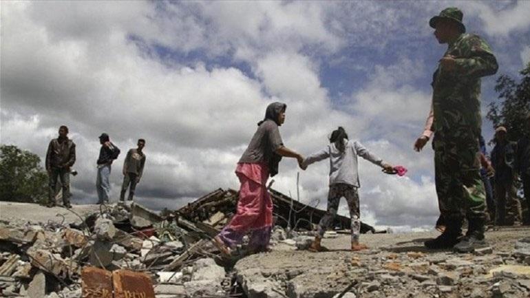 Ινδονησία: Τουλάχιστον 10 νεκροί μετά τις χθεσινές σεισμικές δονήσεις στο Λομπόκ
