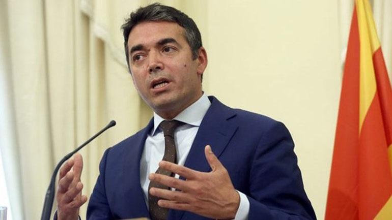 Ντιμιτρόφ: «Η συμφωνία θα γίνει αποδεκτή, είμαστε φυσικοί σύμμαχοι»