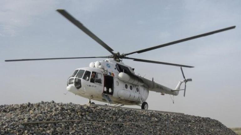 Αφγανιστάν: 12 νεκροί στη συντριβή μεταγωγικού στρατιωτικού ελικοπτέρου