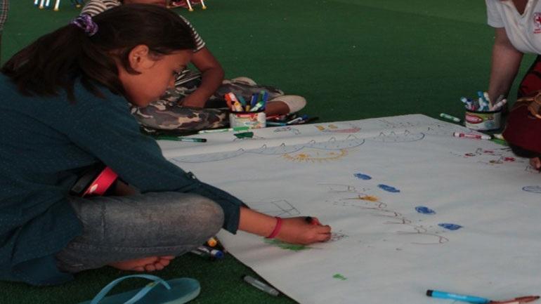 8e2a7a9f8c Εργαστήρι Ζωγραφικής για παιδιά στον Δήμο Θεσσαλονίκης