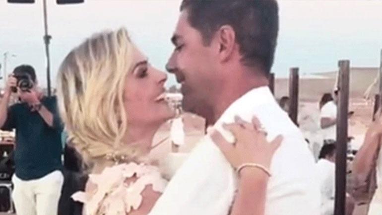 53b10833046e Οι φωτογραφίες από το pre-wedding πάρτι του Αλβάρο με την αγαπημένη του!