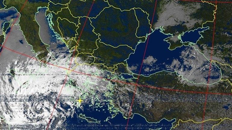 Εκτός κυκλώνα Βόρειο Ιόνιο, Ήπειρος και Δυτική Μακεδονία