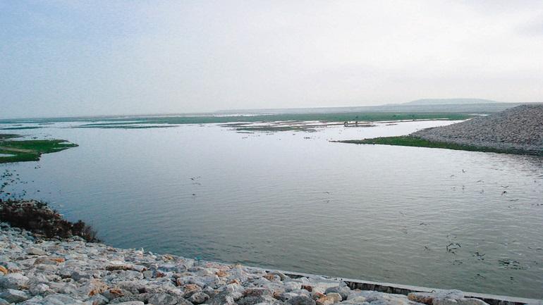 Εγκαινιάστηκε η ανασυσταθείσα λίμνη Κάρλα
