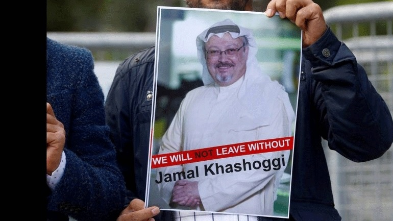 """Τουρκία: """"Αδιάσειστες πληροφορίες"""" για δολοφονία του δημοσιογράφου Τζαμάλ Κασόγκι έχει η Άγκυρα"""