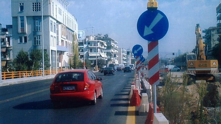 Θεσσαλονίκη: Εργασίες συντήρησης από αύριο στην οδό Λαγκαδά