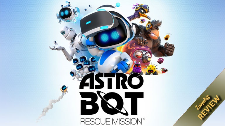 ASTRO BOT Rescue Mission - Review: Το καλύτερο παιχνίδι του PlayStation VR