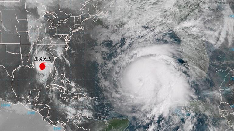 LIVE: Η καταιγίδα του αιώνα πλήττει τη Φλόριντα