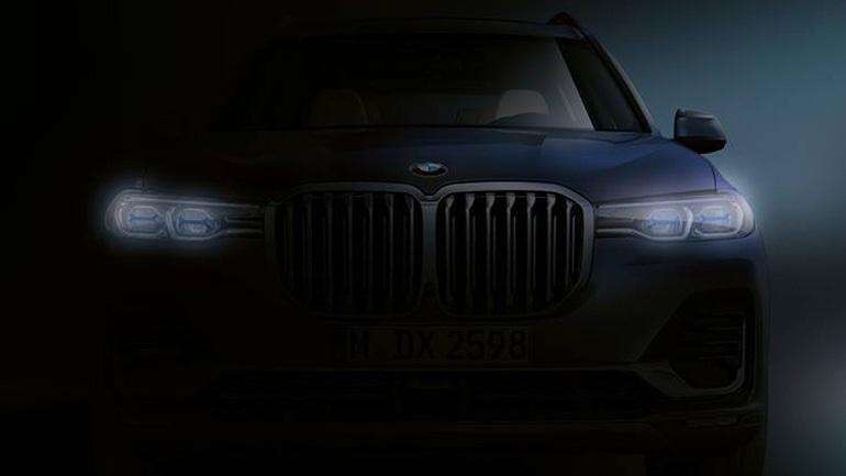 Η ώρα της BMW X7