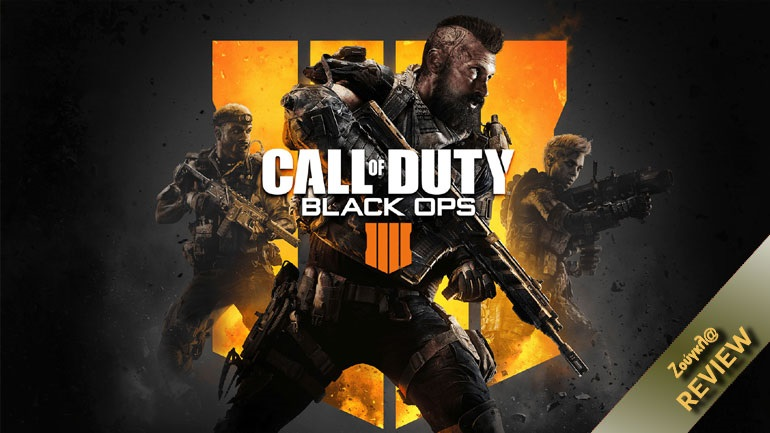 Call of Duty: Black Ops 4 - Review: Για πρώτη φορά χωρίς campaign