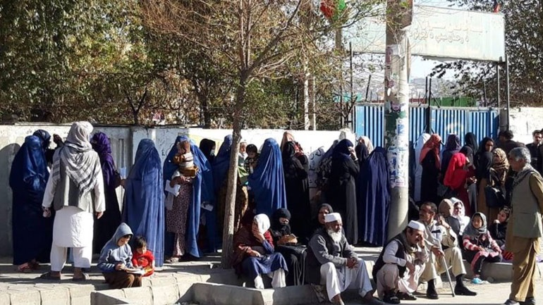 ραντεβού τελωνείων στο Αφγανιστάν