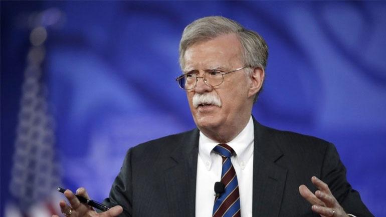 ΗΠΑ: Οι προϋποθέσεις Μπόλτον για μία θετική συμπεριφορά της Ουάσινγκτον απέναντι στη Μόσχα