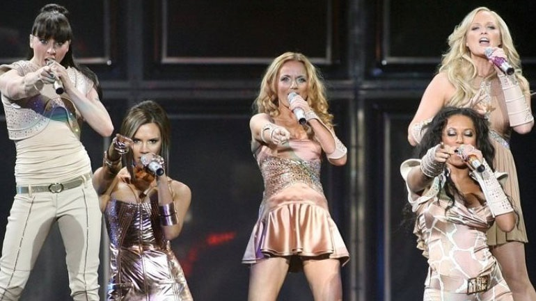 Spice Girls are preparing a tour without V. Beckham
