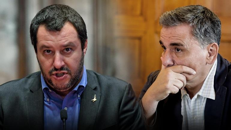 Η Ελλάδα στη σκιά της Ιταλίας