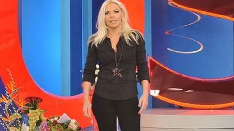 Annita Panija returns to the TV!
