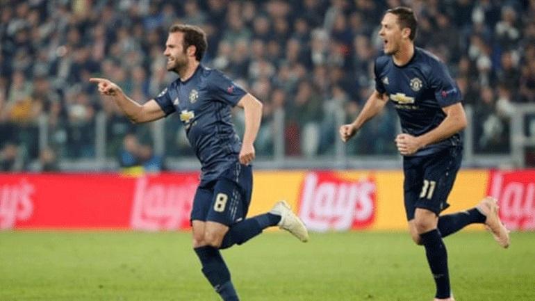 Η Γιουνάιτεντ χάλασε το «πάρτι» της Γιουβέντους – Όλα τα αποτελέσματα του Champions League