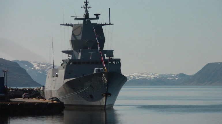 Νορβηγία: Σύγκρουση πετρελαιοφόρου με φρεγάτα - Επτά τραυματίες