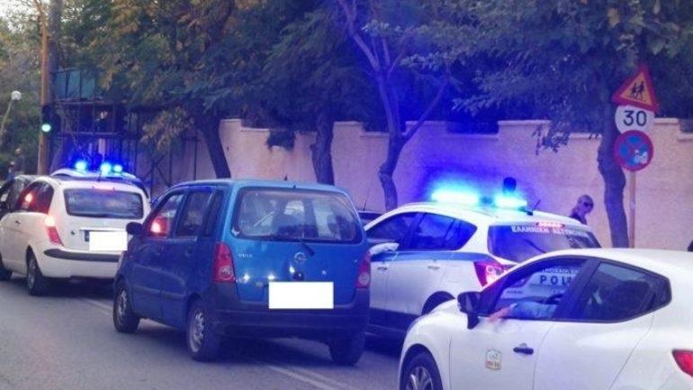 Αυτοκίνητο παρέσυρε παιδάκι στο κέντρο των Χανίων