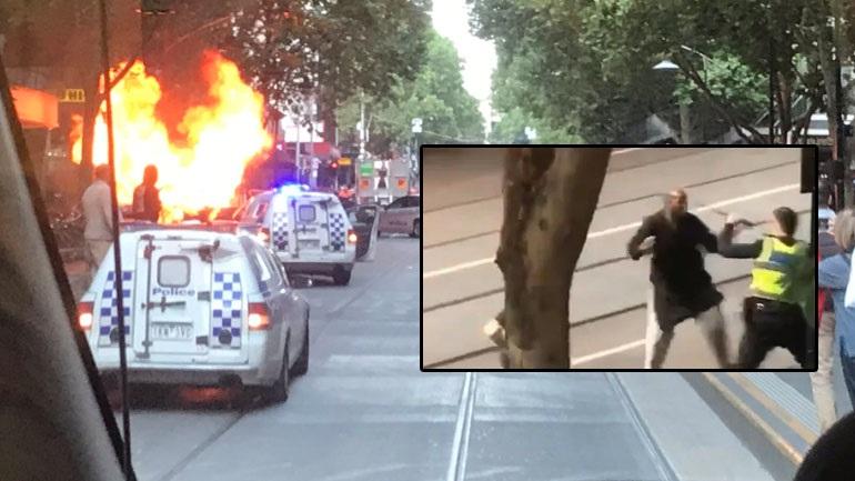 Αυστραλία: Τραυματίες σε επίθεση με μαχαίρι στη Μελβούρνη