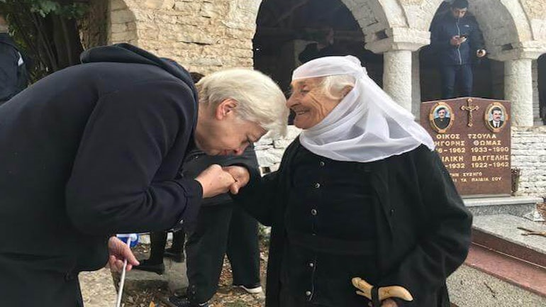 Persona non grata κήρυξε την Κύπρια Ευρωβουλευτή Ελένη Θεοχάρους η Αλβανία