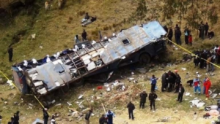 Peru: Seven dead from falling snow in a vacuum - Carrying children