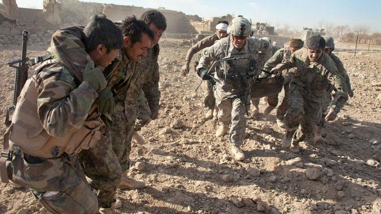Αφγανιστάν ραντεβού απάτες