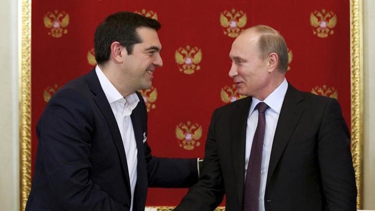 Oι εξελίξεις σε Συρία και ανατολική Μεσόγειο και οι σχέσεις Ελλάδας - Ρωσίας στη συνάντηση Τσίπρα - Πούτιν