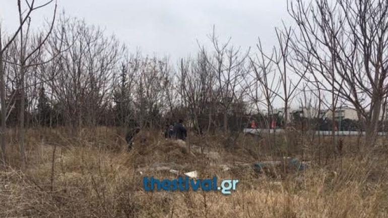 Βρέθηκε πτώμα στο πρώην στρατόπεδο «Παύλου Μελά» στη Σταυρούπολη Θεσσαλονίκης