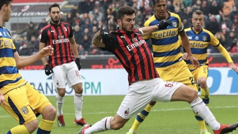 Ιταλία: Νίκη με ανατροπή για τη Μίλαν, 2-1 την Πάρμα