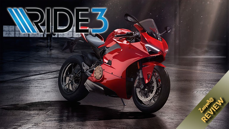 RIDE 3 - Review: Τσίτα τα γκάζια!