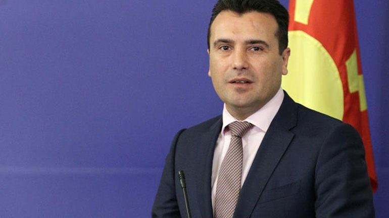 Επανέρχεται ο Ζάεφ: «Είμαστε Μακεδόνες που μιλούν τη μακεδονική γλώσσα»