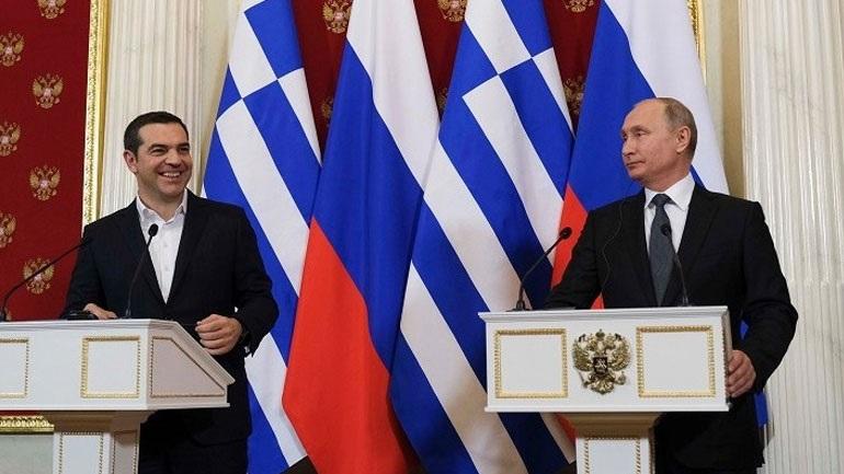 Σε νέα δεδομένα οι σχέσεις Ελλάδας - Ρωσίας