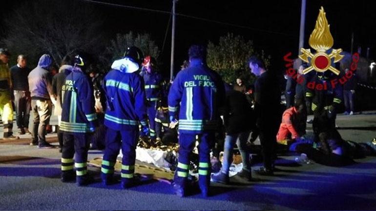 Ιταλία: Ανήλικος προκάλεσε τον πανικό στο κλαμπ με έξι νεκρούς ψεκάζοντας με σπρέι