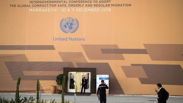 Μαρακές: Eγκρίθηκε επισήμως το Παγκόσμιο Σύμφωνο για τη Μετανάστευση