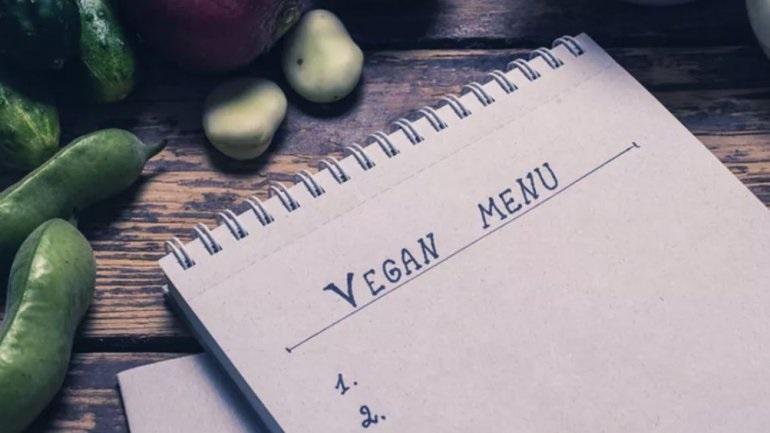 χορτοφάγος που χρονολογείται από ένα κρέας που τρώει