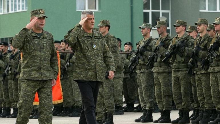 Κόσοβο: Η Βουλή ενέκρινε τη δημιουργία στρατού παρά την αντίθεση της Σερβίας