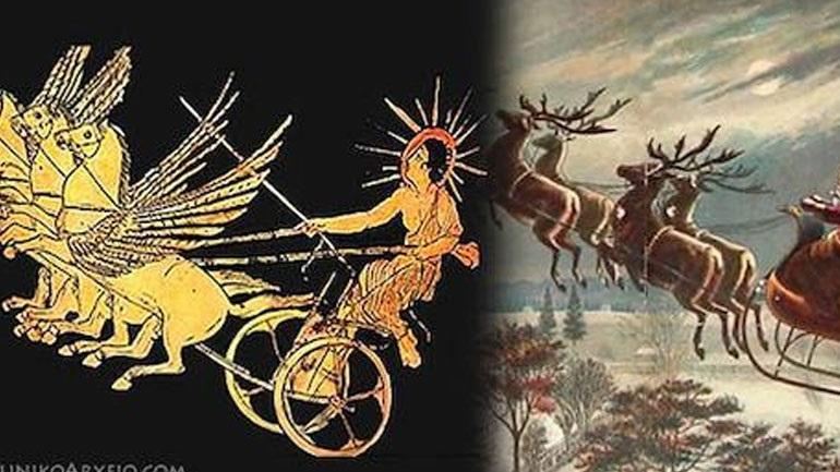 Ηλιούγεννα όπως Χριστούγεννα: Οι καταβολές από την αρχαία Ελλάδα