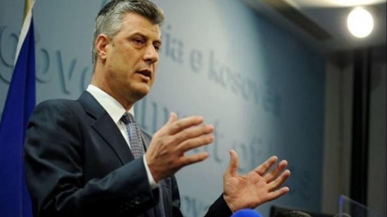 Χ. Θάτσι: Μετά τη συμφωνία των Πρεσπών σειρά έχει η επίλυση του ζητήματος του Κοσόβου