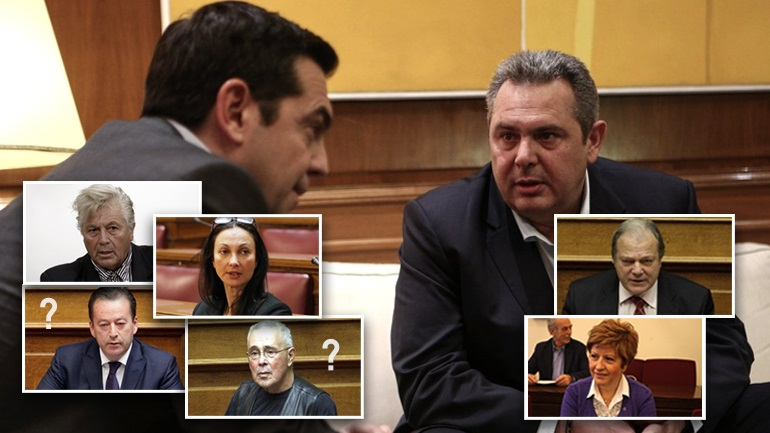 Το Μακεδονικό λήγει τη συγκυβέρνηση