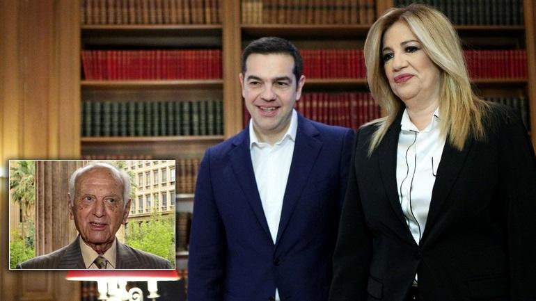 Ραντεβού με Αλέξη, Φώφη και μπόλικο Λιβάνη