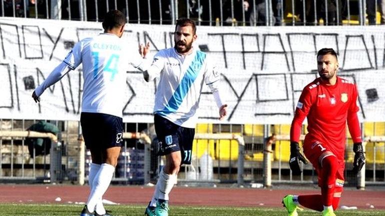 Football League: Μεγάλο «διπλό» του Ηρακλή στον Βόλο