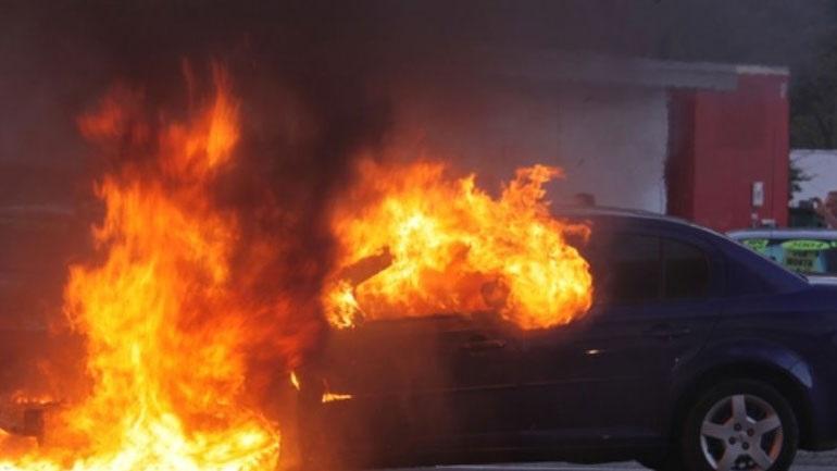 Αποτέλεσμα εικόνας για Παρανάλωμα του πυρός αυτοκίνητο