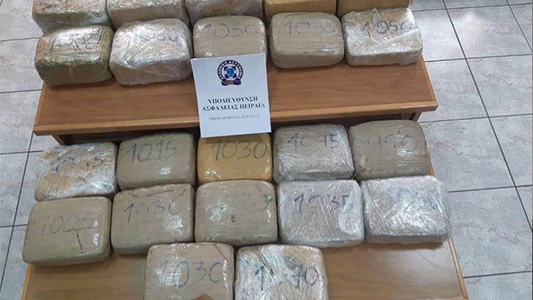 4d34ecc0fd Συλλήψεις για κατοχή και διακίνηση ναρκωτικών στον Πειραιά