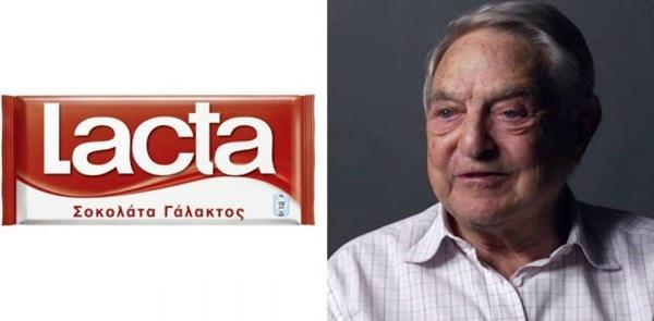 Lacta και George Soros
