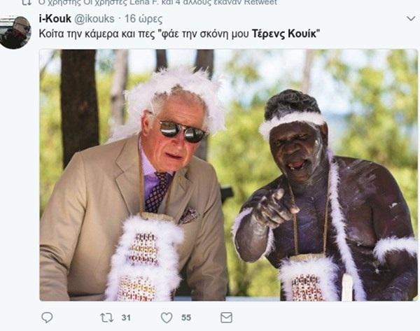 Tερέν Σκουίκ : «Δε συνεργαζόμαστε με τον ΣΥΡΙΖΑ»