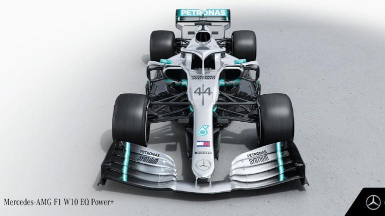 Το νέο μονοθέσιο των Hamilton και Bottas