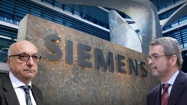 Σκάνδαλο Siemens: Λάβρος κατά ΠΑΣΟΚ ο Τσουκάτος